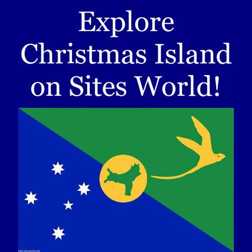 Christmas Island - Sites World